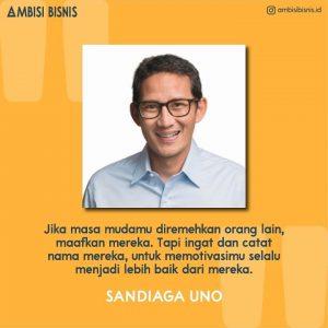 Sandiaga Uno
