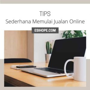 Memulai jualan online