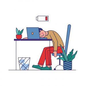 Penyebab susah produktif